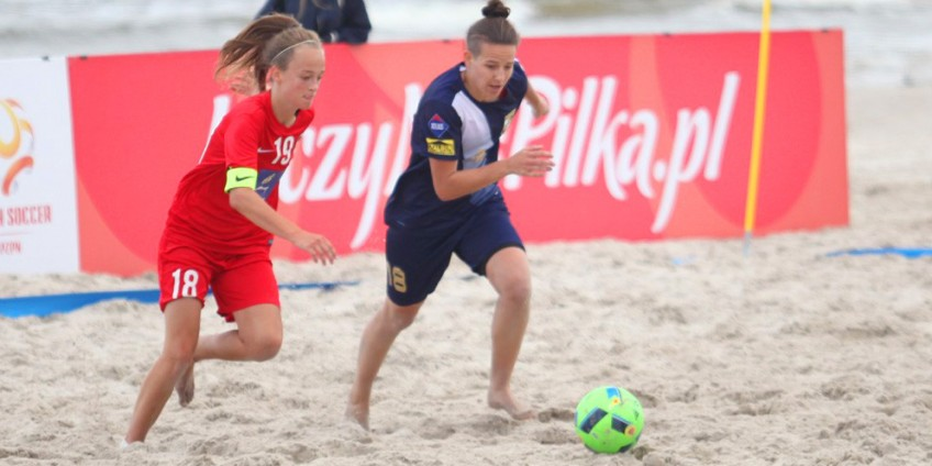 Startują MP Beach Soccera